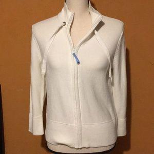 Vineyard Vines Womens Sweater 3/4 Sleeve Small